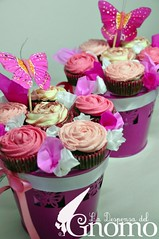 Cupcake Bouquet photo by La Despensa del Gnomo