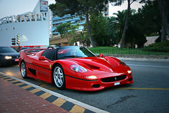 Red F50 photo by Marleton