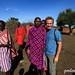 Кения - племя Масаи