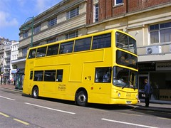 Yellow Buses Trident photo by PD3.