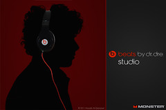 beats by dr.dre studio photo by Musab Al-Qaraawi | مصعب القرعاوي