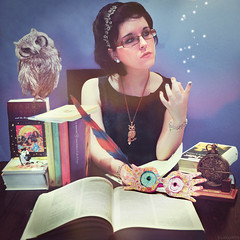 Ravenclaw. photo by Lunayda