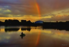 To be under a rainbow a good sign speak at us... #2 photo by Gena Golovskoy