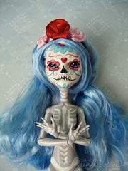 day of the dead photo by merwing✿little dear