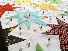 Mini Quilt Preview photo by Fresh Lemons : Faith