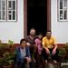 Непал - с Домэном и его семьей в Сарангкоте