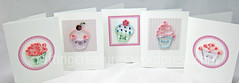 Quilled Cupcake Cards photo by Paper Zen / Cecelia Louie