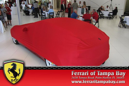 Ferrai FF Preview Event Palm Harbor