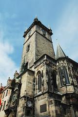 Prague Astronomical Clock photo by Samsul Adam