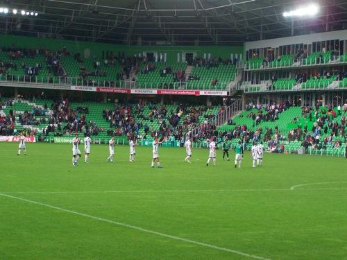 6088736285 2fd8c819e8 FC Groningen   AZ 0 3, 28 augustus 2011