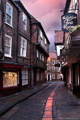The Shambles photo by Kev Palmer
