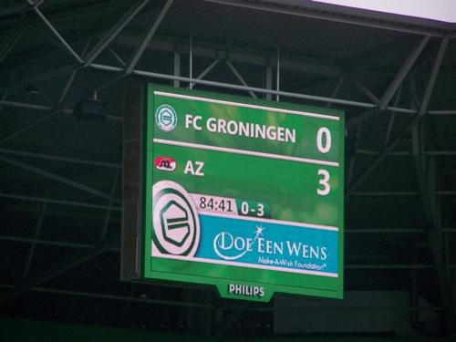 6089280900 b0013da95b FC Groningen   AZ 0 3, 28 augustus 2011