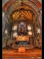 Oscarskyrkans kor photo by foje64
