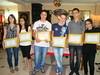 Des lauréats du bac - juin 2011