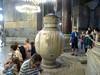 Urne tirée d'un bloc de marbre