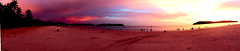 Cenang Beach 200 degree pano photo by Lennart Naurholm - Thank you for 50,000+ views