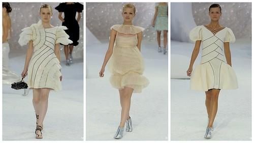 2012 Chanel 春夏巴黎時裝週3
