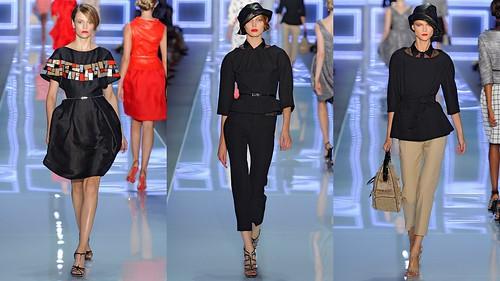 2012 Christian Dior 春夏巴黎時裝周9