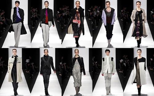 Narciso Rodriguez 2011秋冬紐約時裝週