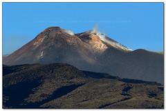 Monte Salto del Cane, Etna - Old Southeast Crater close-up photo by ciccioetneo