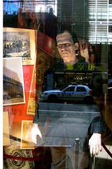 Boris Karloff Wax Frankenstein s Monster 2014 photo by Brechtbug