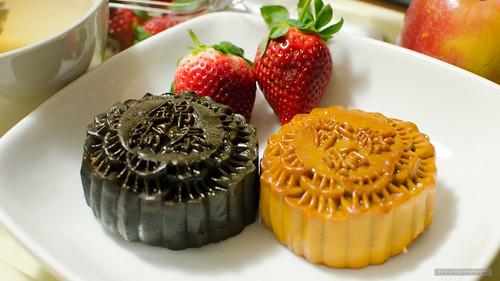 Chinese Moon Cake 2011