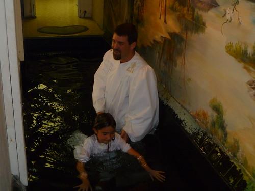 Isabelle's Baptism