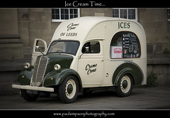 Ice Cream Van photo by Paul Simpson Photography