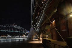 Sydney Harbour Bridge from the Opera House photo by rob's lensonlife