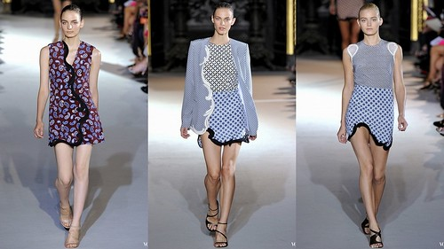 2012 Stella McCartney 春夏巴黎時裝週9
