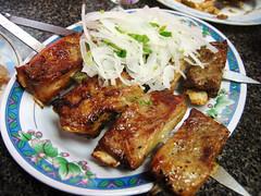 lamb chop kebabs