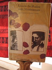 Lives in the Shadow with J.Krishnamurti - Radha Rajagopal Sloss
