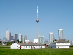 Fort York Skyline