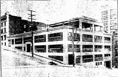 Hotel Clark Garage