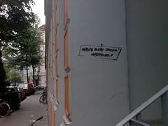 Hamburg bleibt dreckig! Versprochen!