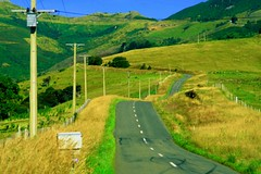 Let's go to New Zealand! photo by Saramandus