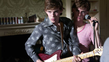 Harry and Luke Treadaway are Brothers of the . . . Hip, apparently.