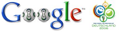 Google Fußball WM 2006