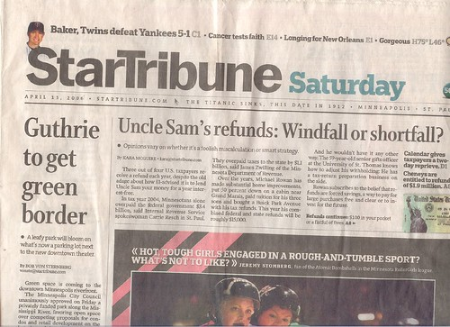 Taxes.StarTrib.frontpage