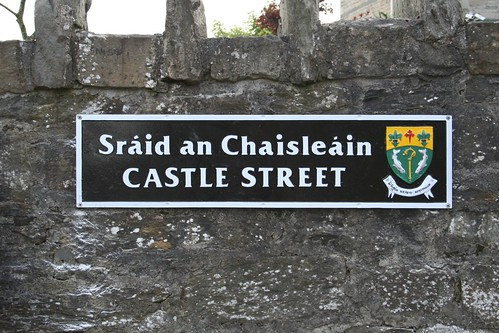 New Letterkenny Street Signs - 1