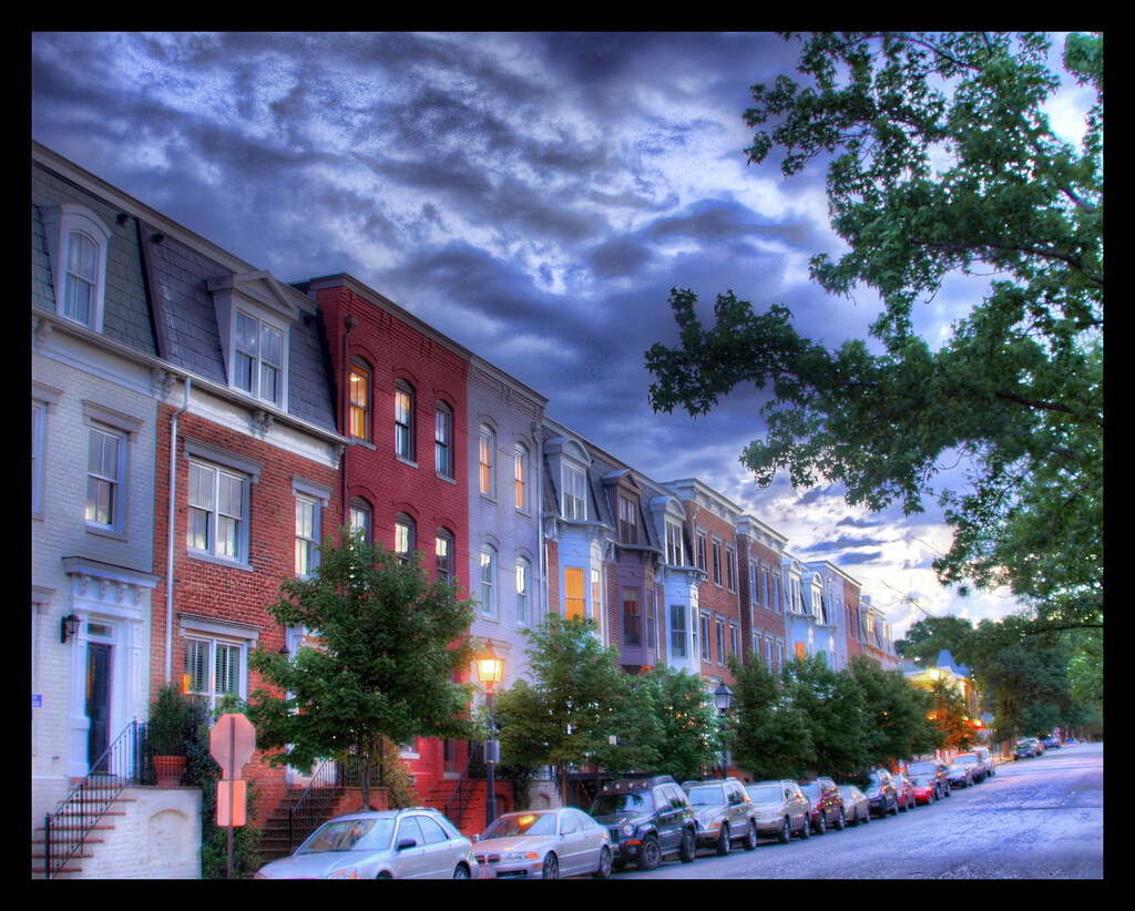 Neighborhood Evening