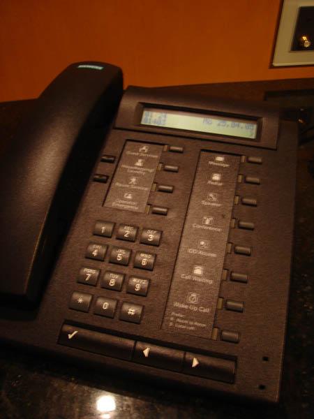 多功能高級電話機