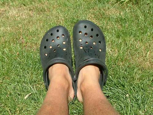 Meine Crocs