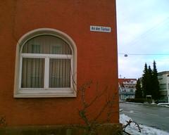 Straßenname: An der Türkei