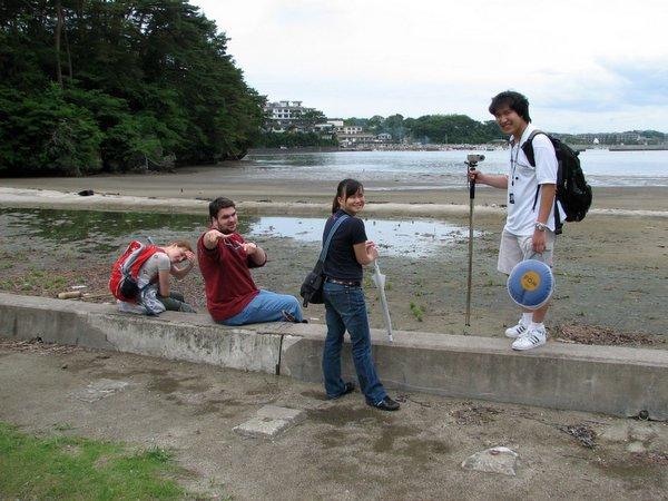 Matsushima: w grupie raźniej