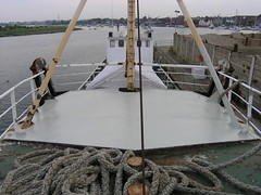 Foredeck progress