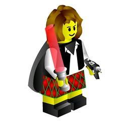 Ewan Lego figure