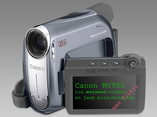 Canon-MV900