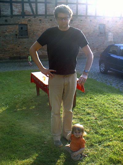 die kleine und ich