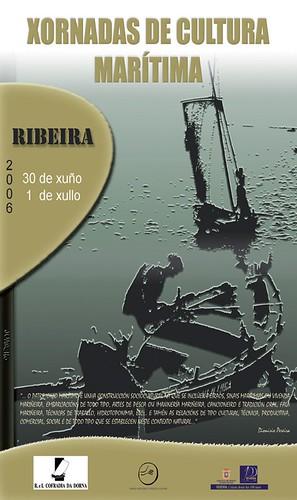 Cartel Xornadas de Cultura Marítima
